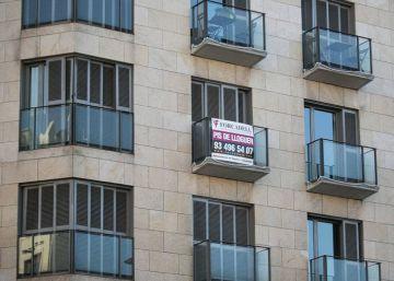 La venta de viviendas crece solo un 2% en Cataluña frente al 11% de media en España
