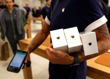 El iPhone X pincha en ventas en España