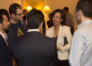 Ana Botín viaja a Silicon Valley en busca de inspiración