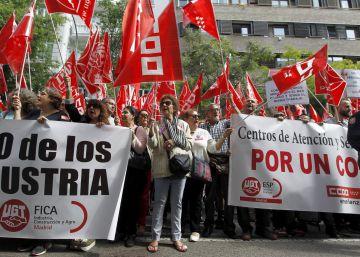 Patronal y sindicatos acarician un pacto salarial con una subida que puede llegar al 3%