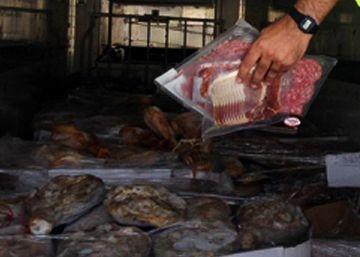 El fraude de los jamones caducados: congelar y falsear etiquetas para vender carne pasada