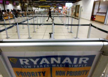 La huelga de pilotos de Ryanair y los vuelos cancelados, últimas noticias