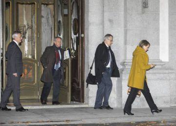 La sentencia de las hipotecas refleja el duro enfrentamiento entre los jueces