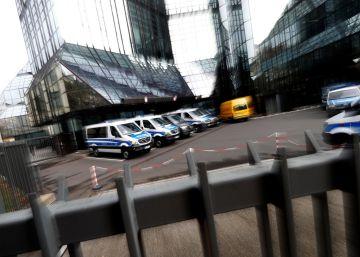 La policía alemana registra varias oficinas del Deutsche Bank por un caso de presunto lavado de dinero