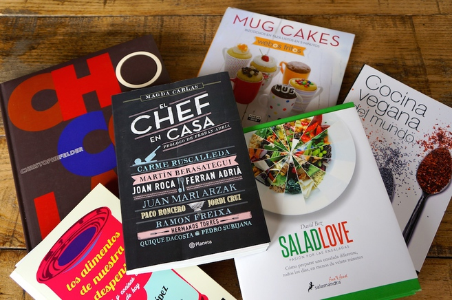 Doce libros de cocina para el d a del libro el comidista - Libros de cocina ...