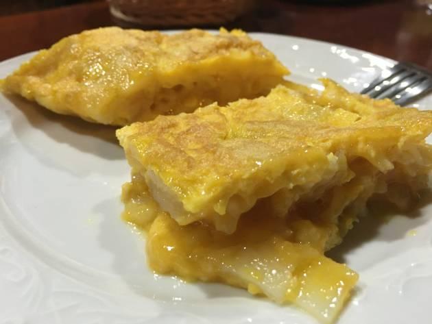 """Résultat de recherche d'images pour """"las tortillas tipicas de betanzos"""""""