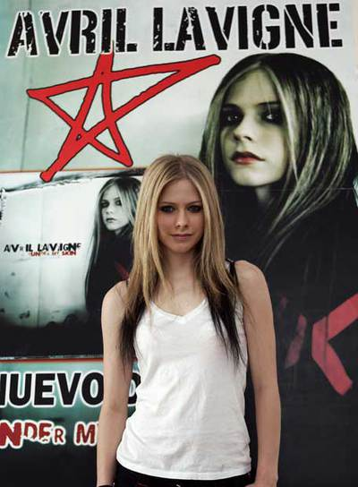 El diario-blog de Abbie: Avril_Lavigne