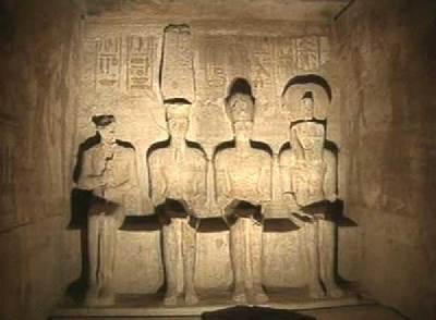 Relieve egipcio.