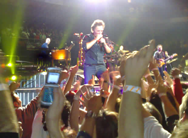 The Boss in Madrid 07