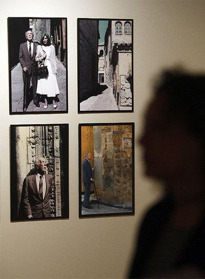 exposição de fotos sobre Borges