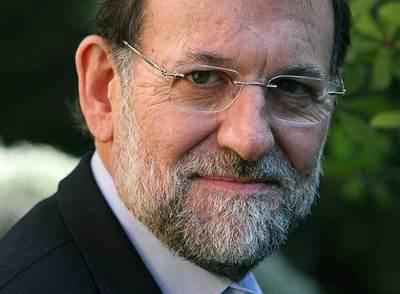 Entrevista a Luis Amutio tras un año de Gobierno (El Popular). Mariano_Rajoy_momento_entrevista