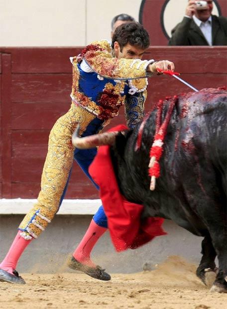 José Tomás, por la puerta grande de Las Ventas