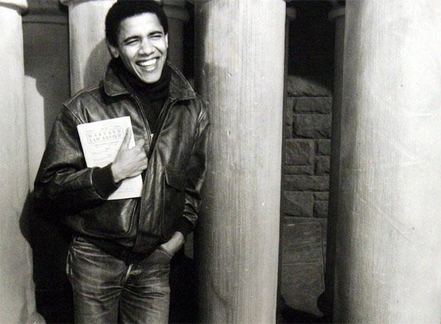 La vida de Obama - Obama, estudiante