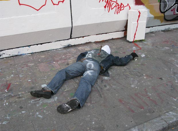 El arte en la calle - Representación
