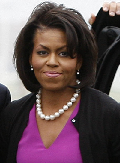Feb 22, 2008 Michelle Obama's senior thesis at Princeton shows a young ...