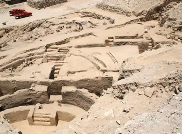 Un complejo monumental de 5.500 años - hallazgo revolucionario