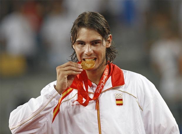 Nadal, número uno del mundo - Campeón olímpico