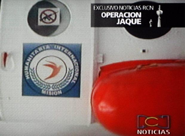 La Operación Jaque por dentro - Emblema ONG