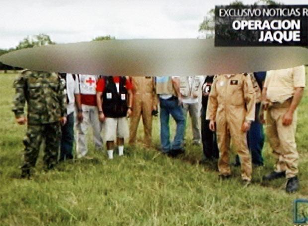 La Operación Jaque por dentro - El equipo de rescate