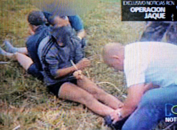 La Operación Jaque por dentro - Rescate