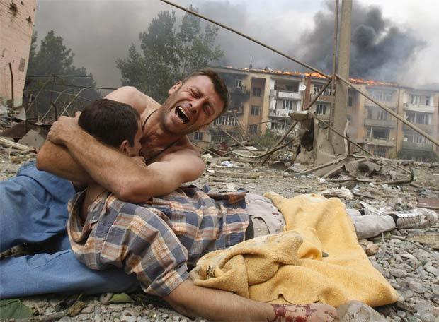 El polvorín de Osetia del Sur - Estado de guerra