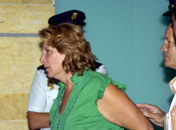 Catástrofe aérea en el aeropuerto de Barajas - Accidente en Barajas