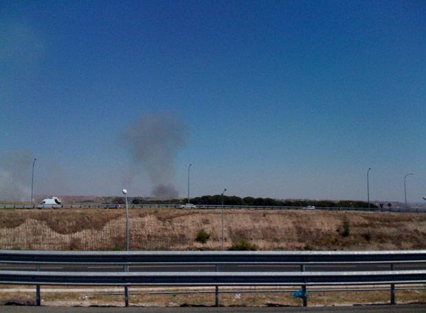 Catástrofe aérea en el aeropuerto de Barajas - La angustia de los familiares