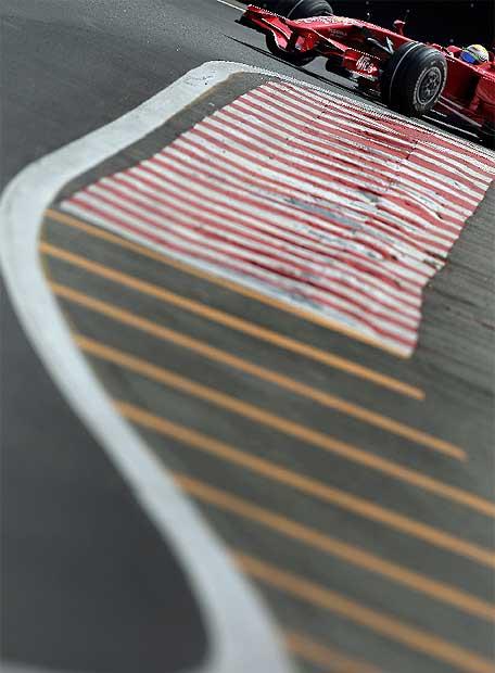 Gran Premio de Brasil 2008 - Último reto