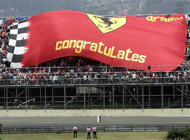 Gran Premio de Brasil 2008 - Pesado