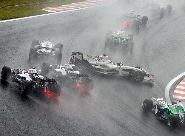 Gran Premio de Brasil 2008 - Afición