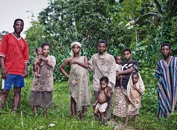 Nómadas - El propietario Bantú