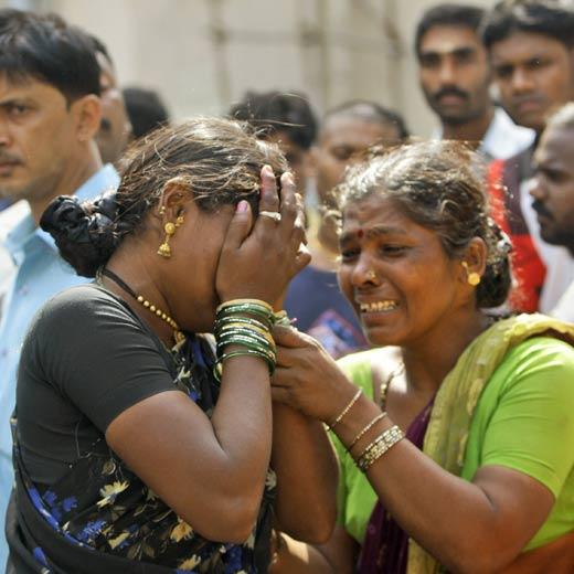 Terror en Bombay - El ejército entra en acción