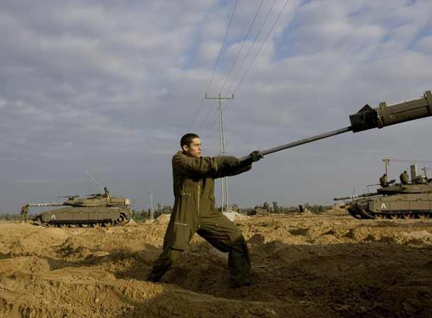 Israel prepara su ofensiva