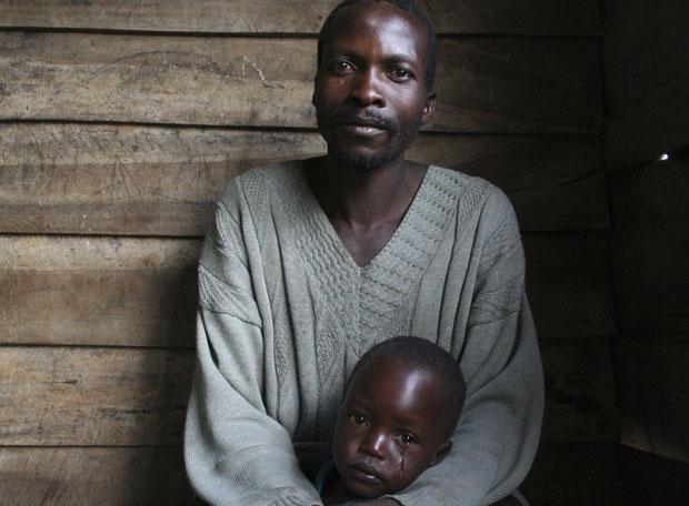 Las diez crisis humanitarias más desatendidas del 2008 - República Democrática del Congo