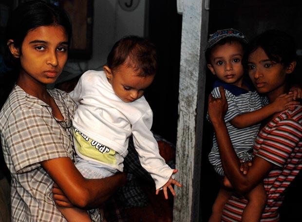 Las diez crisis humanitarias más desatendidas del 2008 - Myanmar