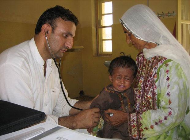 Las diez crisis humanitarias más desatendidas del 2008 - Pakistán