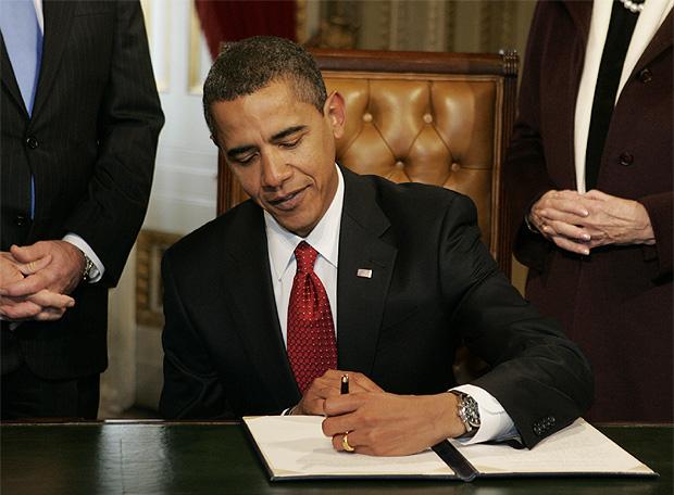 La primera firma