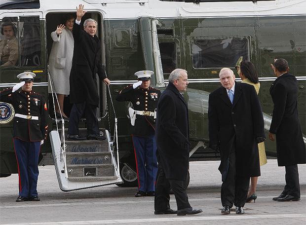 Adiós, Bush