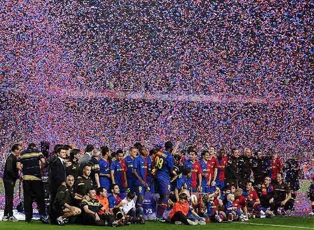 El mejor equipo de futbol de la historia