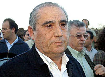 Dimas Martín, ex presidente del Cabildo de Lanzarote.- EFE