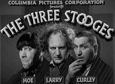 Los tres chiflados que alegraron mi infancia (homenaje)