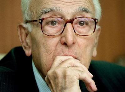 Joaquín Ruiz Giménez, primer Defensor del Pueblo, fallece a los 96 años