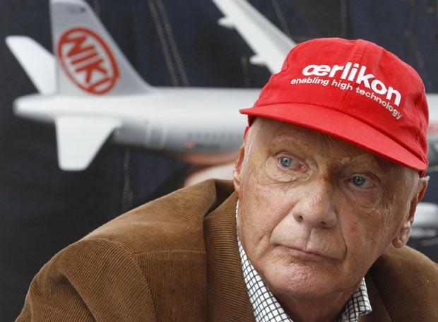 Niki Lauda, padre de mellizos a los 60   Actualidad   EL PAÍS