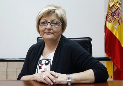Carmen Balfagón, directora de la Agencia del Menor Infractor de Madrid