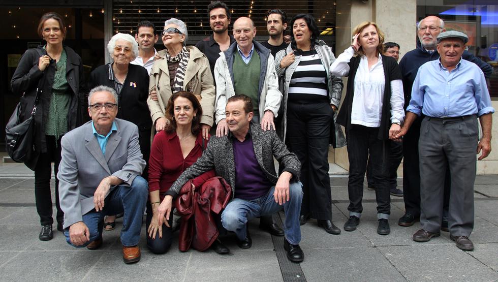 Actores en la piel de los asesinados  - Cultura contra la impunidad