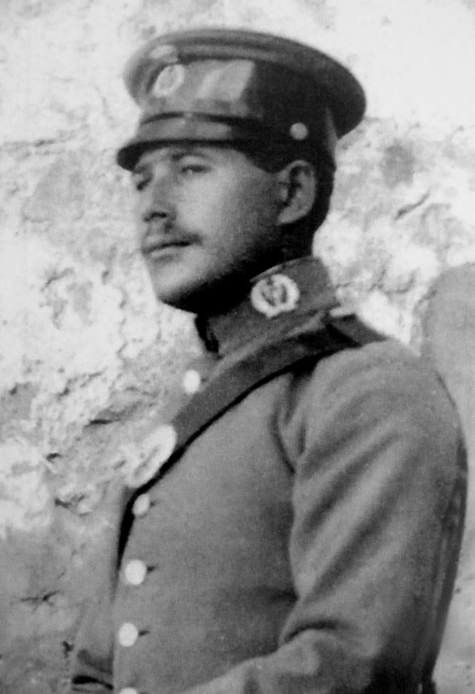 Actores en la piel de los asesinados  - José Villalibre, albañil fusilado en 1936
