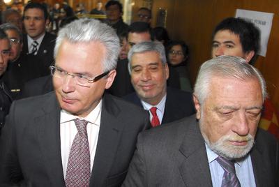 Incidentes en Argentina por la presencia de Garzón en el juicio contra Videla