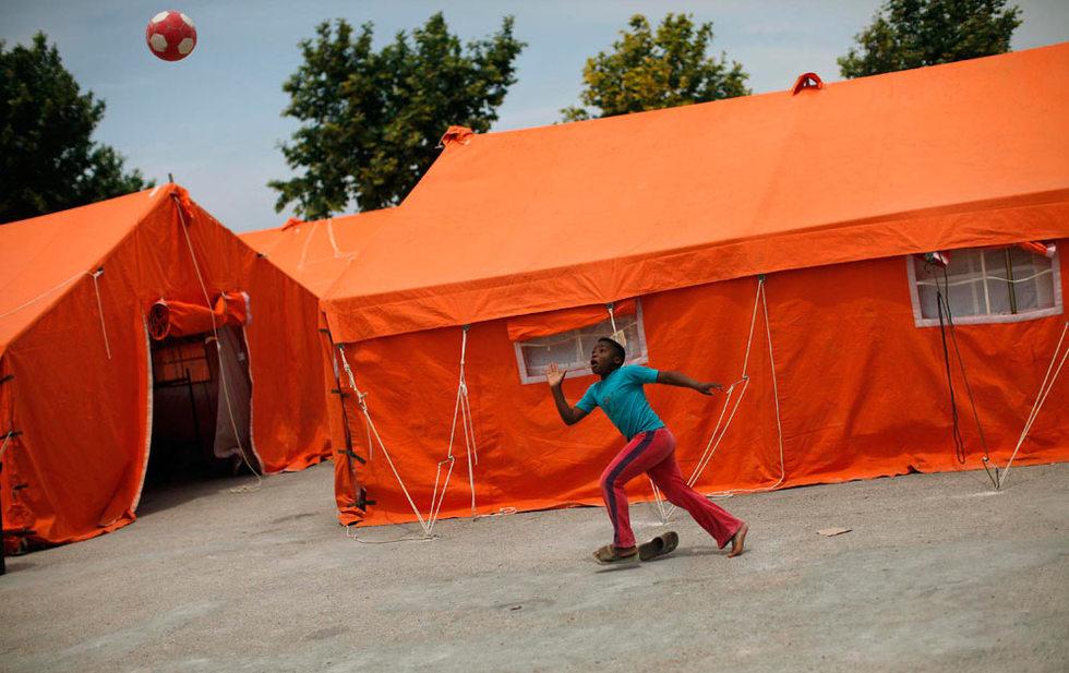 Campamentos en Lorca