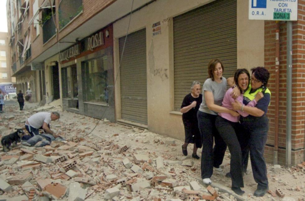 Terremoto en Lorca - Varios muertos