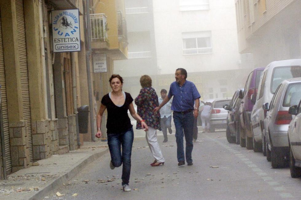 Terremoto en Lorca - Miedo